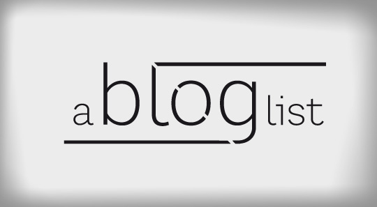 a blog list elmancoBloglist #4