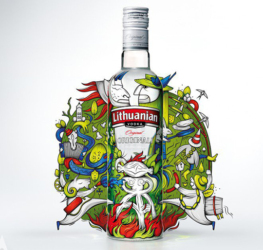 designawardfebruary lithuani vodka